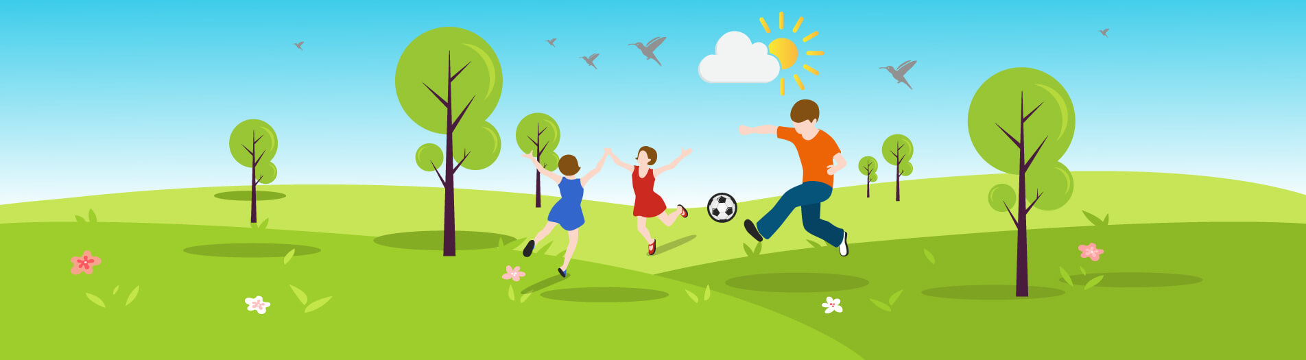 فضای سبز حافظه و تمرکز بچهها را تقویت میکند