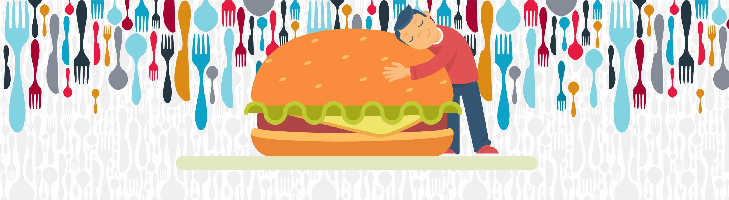 با پرخوری کودکان در تعطیلات چه کنیم؟