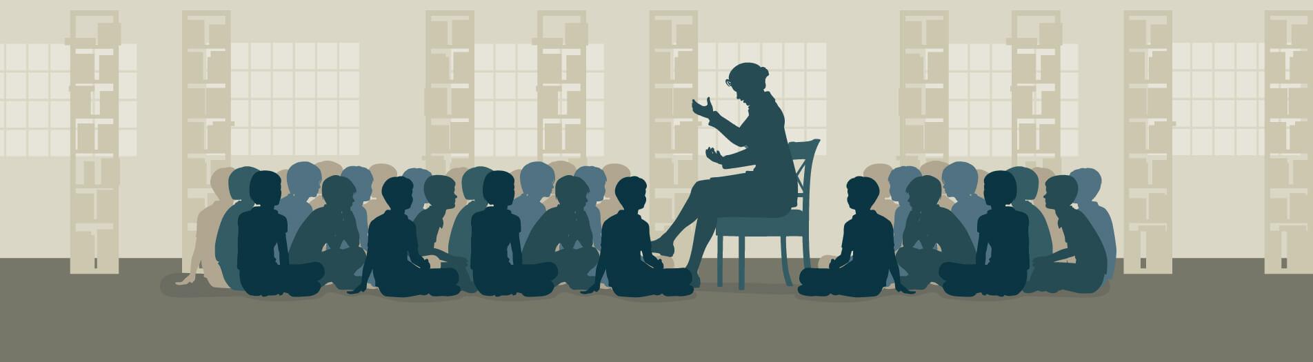 روشهایی خلاق برای برقراری آرامش در کلاس