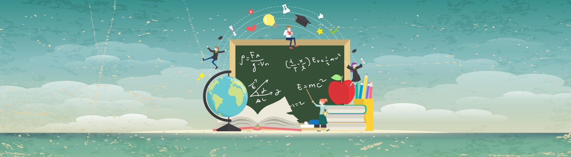 هشت فعالیت تابستانی برای تقویت ریاضی و علوم