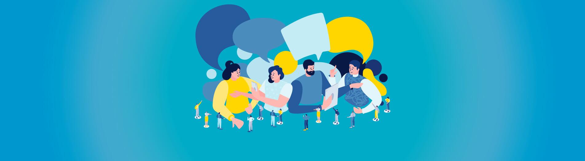 سازماندهی یک گفتوگوی انتقادی